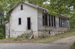 Renovation to begin at Anderson Rosenwald School in Mars Hill.