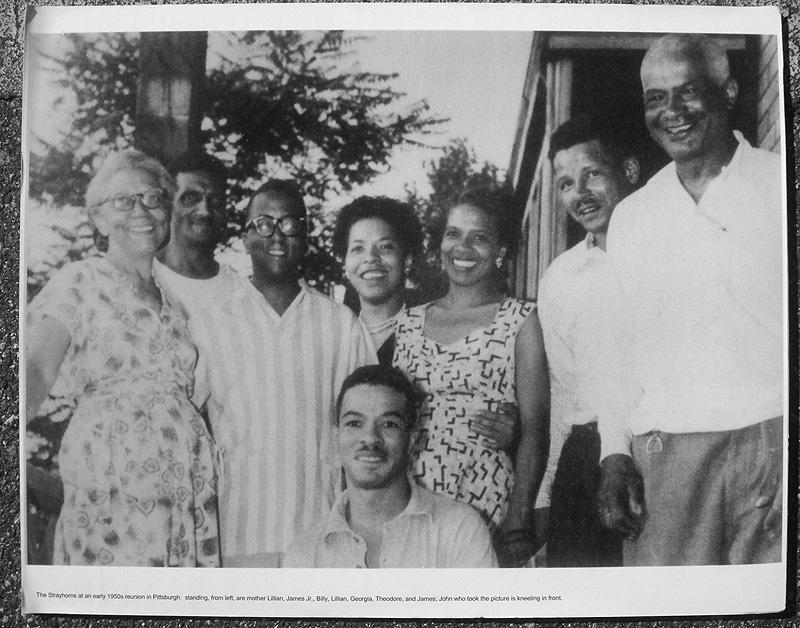 strayhorn-family