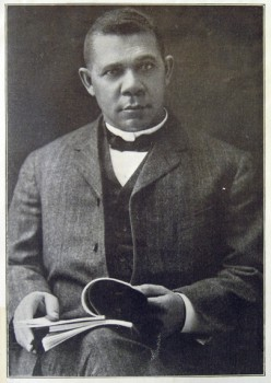 Booker T. Washington, 1856-1915