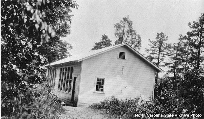 Rosenwald School 1920s