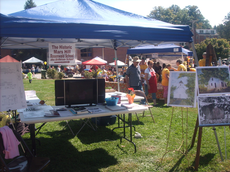 festival booth 2013 #2