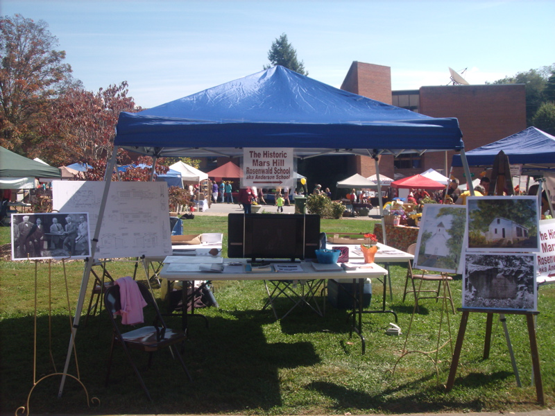 festival booth 2013 #1