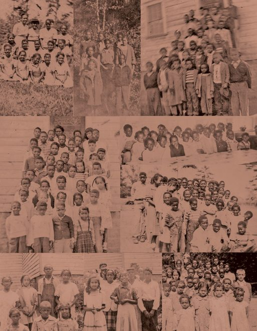 Did Yancey County Students Attend the Mars Hill Colored School In the 1950s?